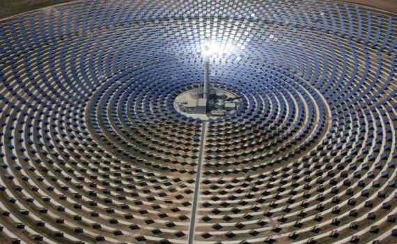 دیدار اعضای انجمن مدیریت مصرف انرژی با آیت الله هاشمی رفسنجانی